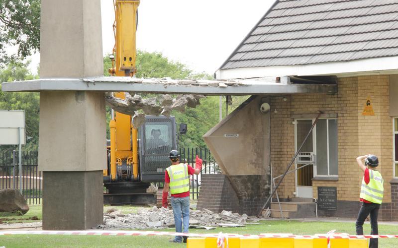 Forte Demolition